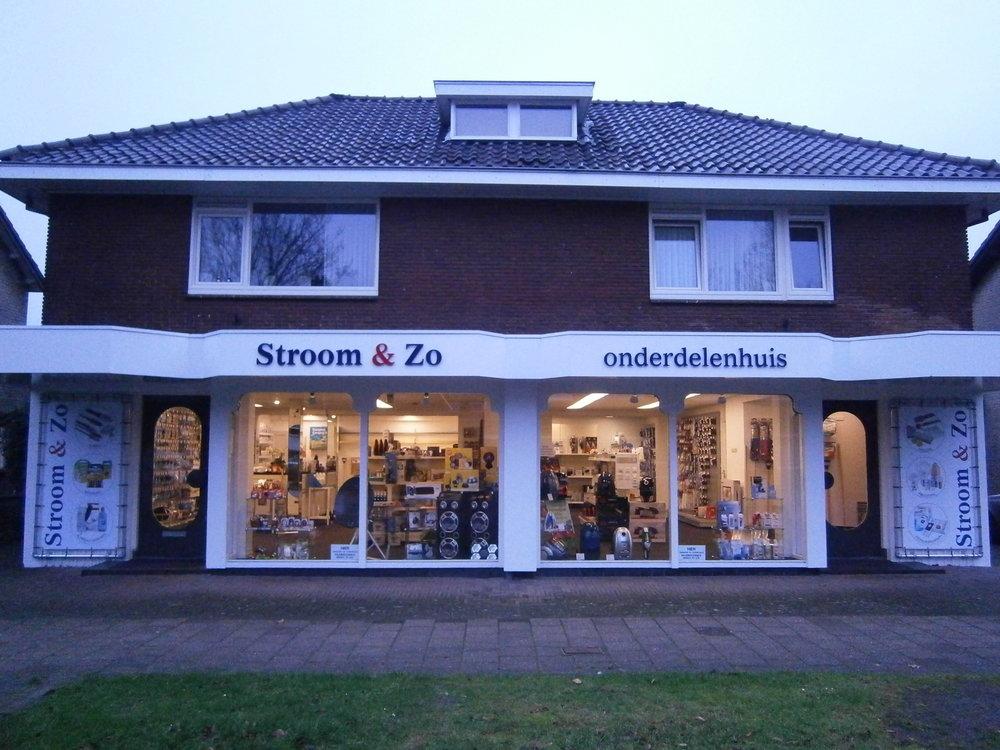 Stroom & Zo , onderdelenhuis, Industriestraat 130 , 7553 CT Hengelo
