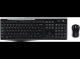 Logitech Wireless Combo MK270 Toetsenbord en muis set_