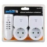 Switch-it afstand bedienbare schakelset_