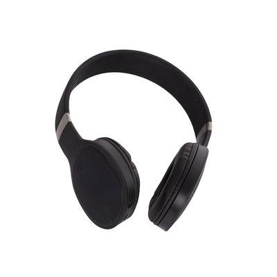 draadloze hoofdtelefoon over-ear zwart