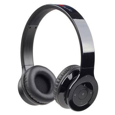 Gembird Koptelefoon met microfoon Berlin, bluetooth, zwart