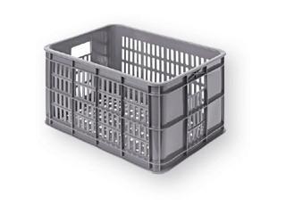 Krat Basil Crate S 30x40x21,25L grey