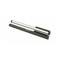 Stylus pen, 2-pak, met zachte rubberen punt