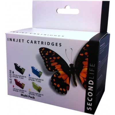 Epson Multipack T1281 , T1282 , T1283 , T1284