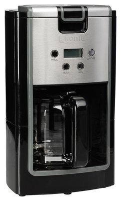 Koffiezetapparaat met timer