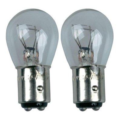 12v 21/5W BAY15D , autolamp 2 stuks