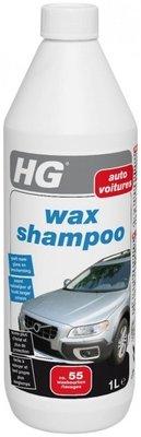 HG car wax shampoo