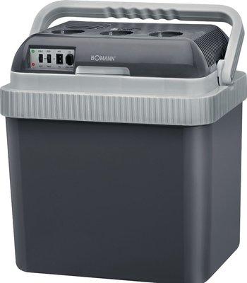 Koelbox / warmhoudbox 24 Liter, Bomann. 12V/240V