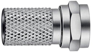 Hirschmann F-connector (7,0 mm) zak van 10