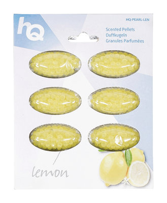 geurkorreltjes citroen