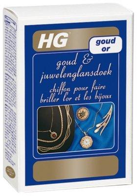 HG Goud & juwelen glansdoek