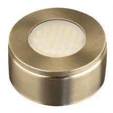 NOVA LED opbouwspot 150 lumen- 3000K ALU 230V