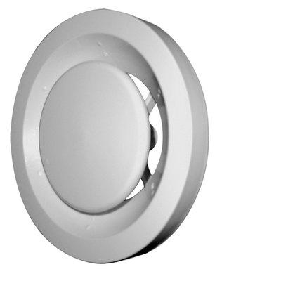 Orcon, MKL kunststof afvoerventiel voor 100 en 125 mm