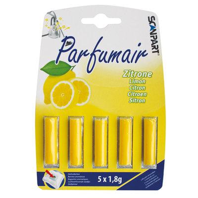 Parfumair geursticks citroen 5 stuks