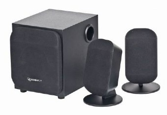 Gembird Desktop 2.1 multimedia speaker systeem