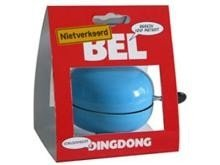 BEL DING DONG 80MM BLAUW