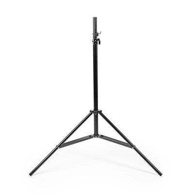 Satelliet Driepoot | Max. omvang schotel: 100 cm | Max. hoogte: 1,4 m | Aluminium | Zwart