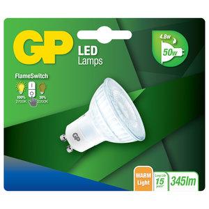 GP LED reflector  FS 4,8W GU10
