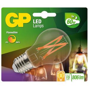 GP LED classic fila. FD 7W E27