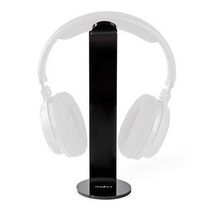 Standaard voor koptelefoon | ABS | 87 x 244 mm | Zwart