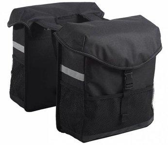 Willex dubbele fietstas / bagagetas 19L