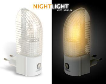 Licht Donker Sensor : Nachtlampje met sensor licht donker watt stroomenzo online